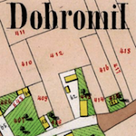 Dobromil Cadastral Map 1852