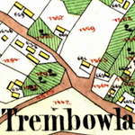 Trembowla Cadastral Map 1861