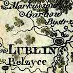 Liechtenstern Map of the Two Galicias 1804