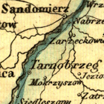 Weiland Map of Galicia 1849